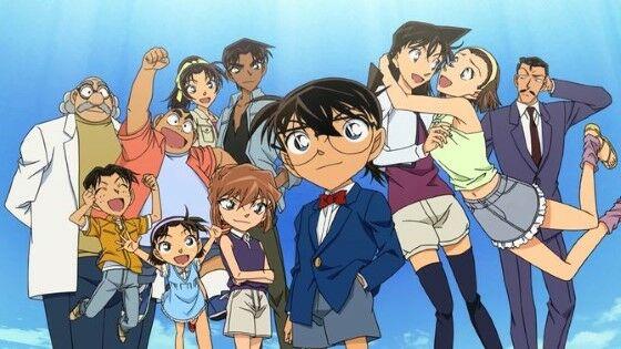 Anime Detektif Detective Conan 7767d