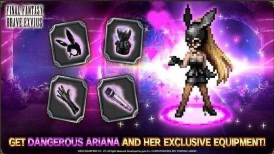 Cameo Ariana Grande Ace9f