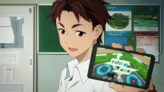 Karakter Gamer Yashio Kaito 28993