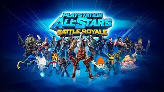 Game Crossover PlayStation All Stars Battle Royale 86dc3