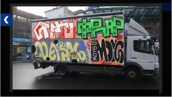 Graffiti Graffiti Unlimited Custom 1e5cf