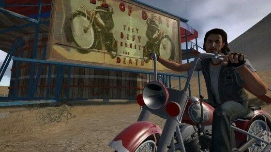 Game Membosankan Ride To Hell Custom Ab161