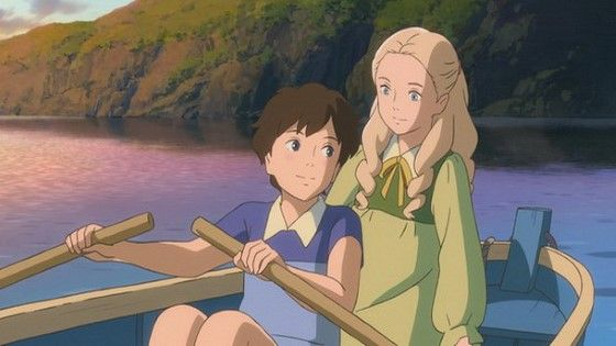 Anime Termahal When Marnie Was There Custom 82825