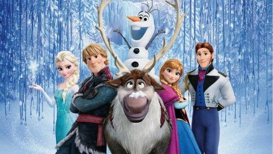 Film Animasi Disney Frozen Custom D2dd0