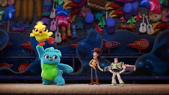 Film Animasi Disney Toy Story 4 Custom C14e8