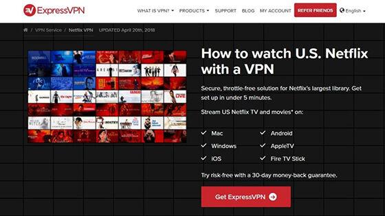 Cara Mengatasi Netflix Tidak Bisa Dibuka Express Vpn 6f8cf