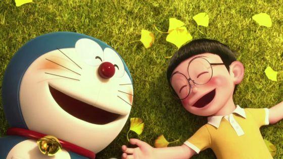 Download Wallpaper Doraemon 07 2 4d453