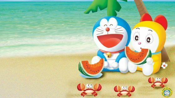 Wallpaper Doraemon 25 Min Cc728