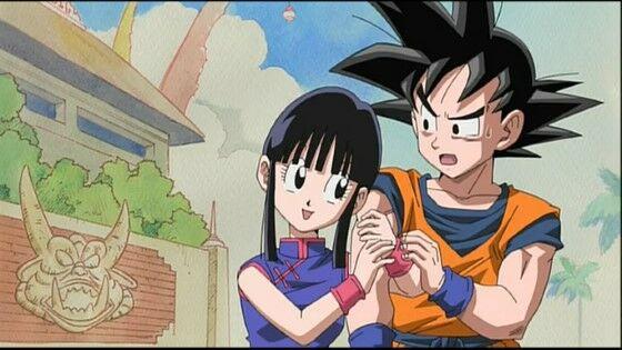 Pasangan Anime Dragon Ball Custom 38460