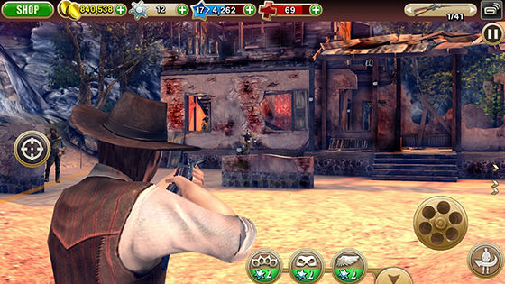 Game Gameloft Offline Six Guns Ef3e6