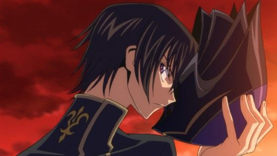 Ortu Lelouch Lamperouge Custom Dcaa6