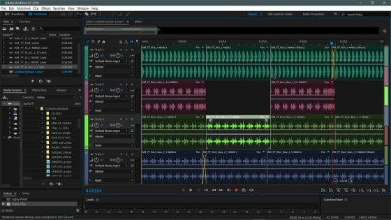 Rec Adobe Audition Custom 6a68c