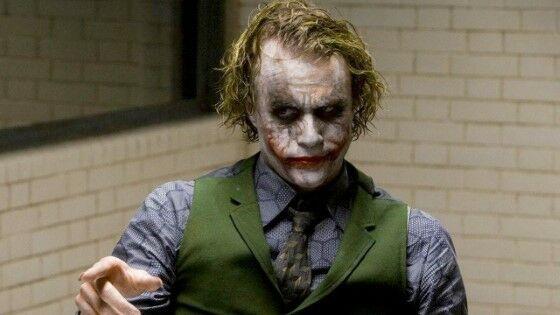 Cast Heath Ledger Custom 7d42b