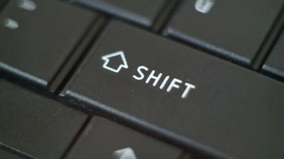 Key Shift Custom 37787