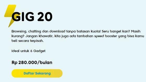 Paket Wifi Unlimited Murah E6f43