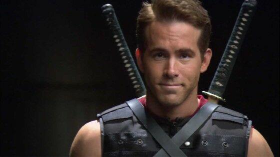 Ryan Reynolds Wade Wilson Deadpool C2c6d