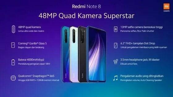 Xiaomi Redmi Note 8 Spek 0cdd3