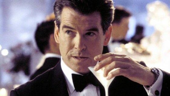 Pierce Brosnan James Bond F257f