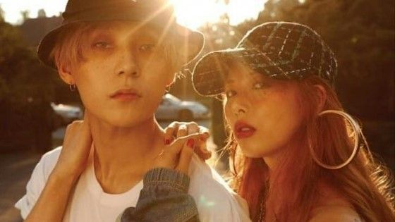 Hubungan Hyuna Dan Edawn 87d23