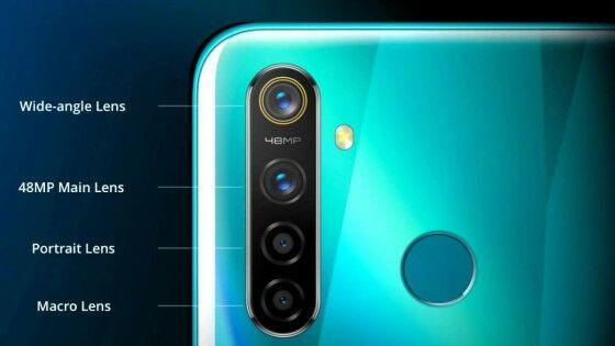Vivo Z1 Pro Vs Realme 5 Pro Cam Custom E19d3