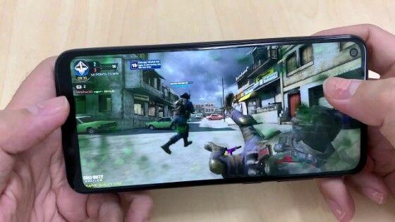 Samsung Galaxy A11 Perf Custom E45b7