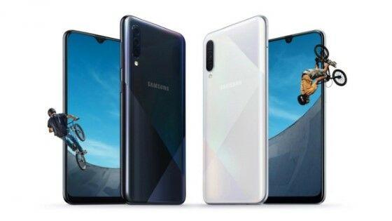 Samsung A30s Vs A50s H2 Custom 3c0eb