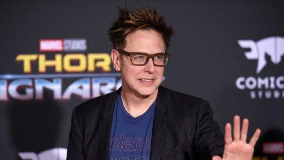 James Gunn Sutradara Guardians Of The Galaxy E22f3
