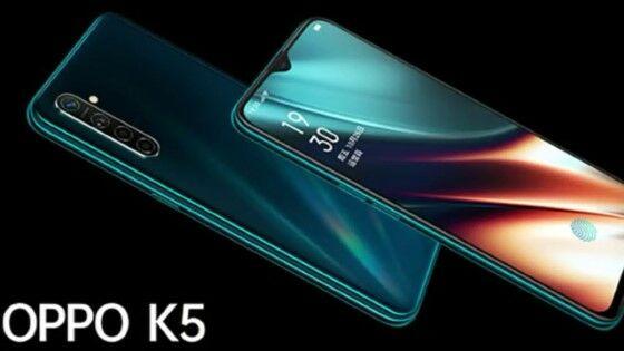 Oppo K5 H2 Ini Aja Custom C54ed