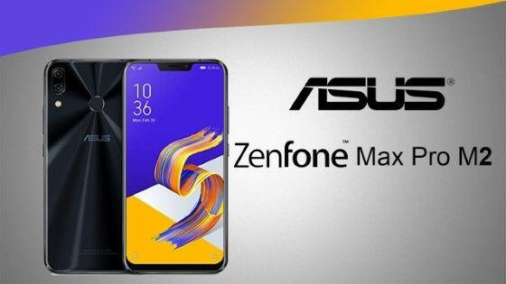 Asus Zenfone Max Pro M2 Performa D6ce9