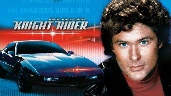 Serial Tv Knight Rider D90d6