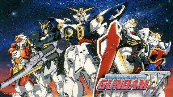 Urutan Gundam Gundam Wing 53037