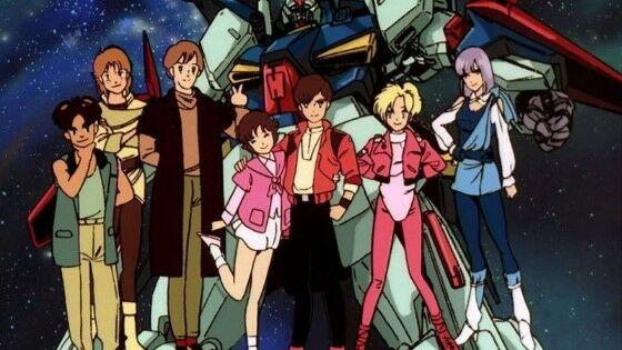 Urutan Gundam Gundam Zz F999d