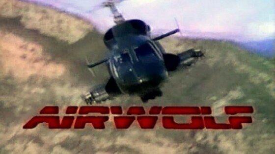 Serial Tv Airwolf F8f98