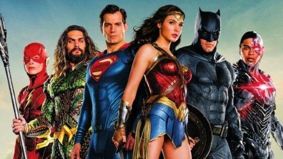Sutradara Justice League Custom 9aaa3