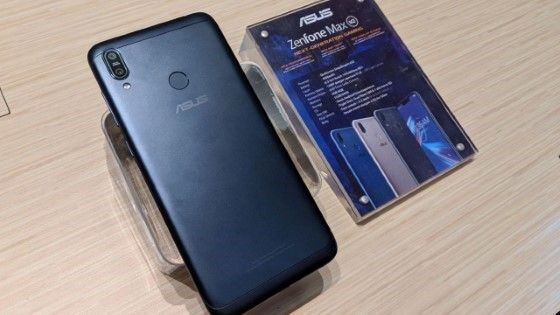 Kamera ASUS Zenfone Max M2 1a741