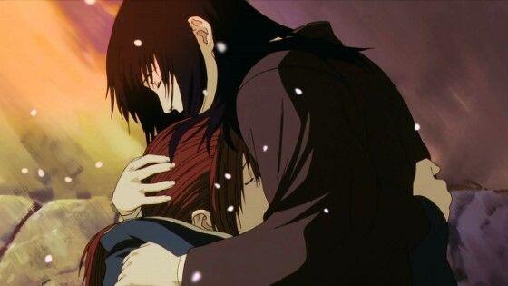 Kematian Anime Paling Tragis Kenshin Himura 9eae4