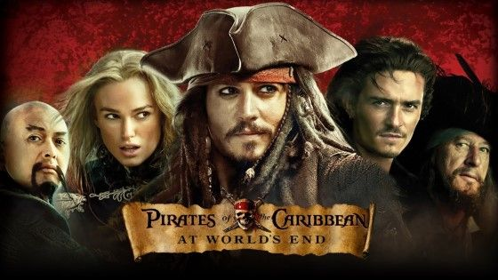 Pirates Of The Carribean At World S End 6a7b3