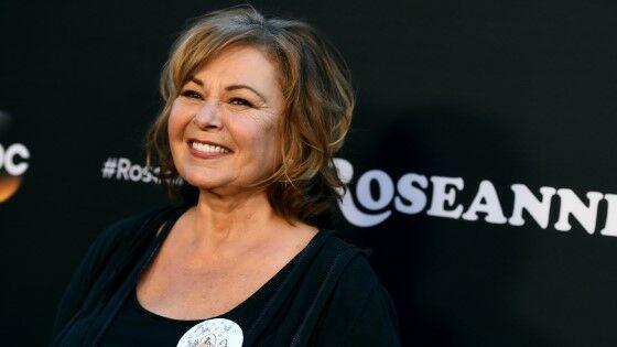 Roseanne Barr Aktor Yang Karir Hancur Di Media Sosial D213c