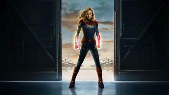 Captain Marvel B769e