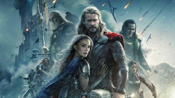 Thor The Dark World A8567