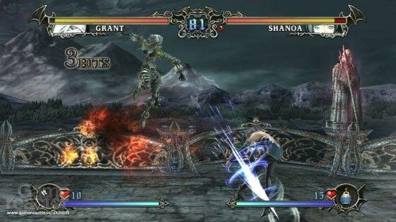 Game Gagal Castlevania Judgement F5f80