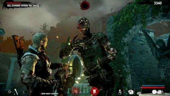 Zombie 7 Custom 9015e