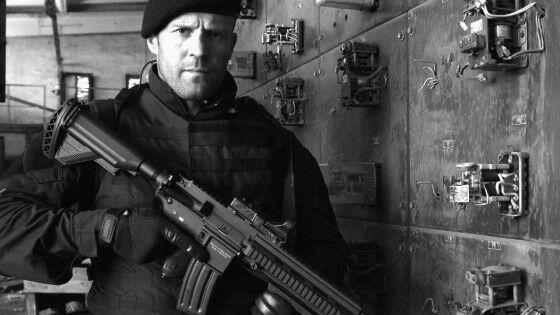 Jason Statham The Expendables 3 D8cea