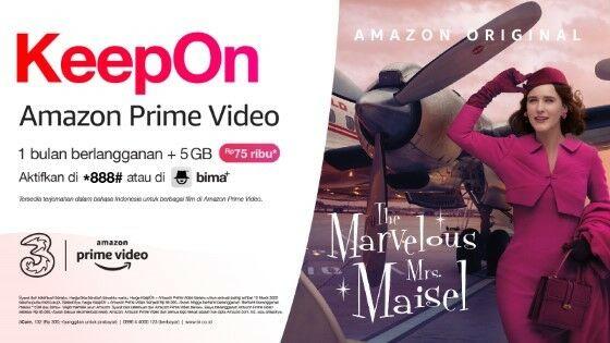 Amazon Prime Indonesia Kartu Tri D4ae6