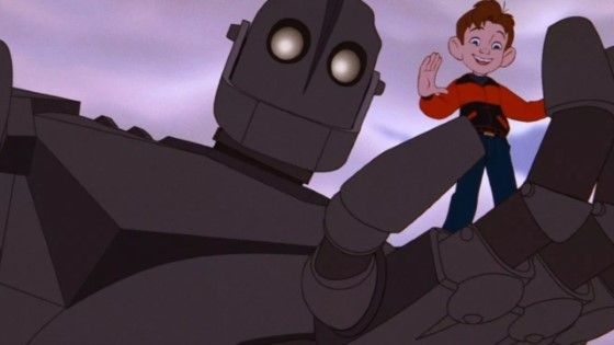 Kematian Mengerikan Di Film Anak Anak Iron Giant 9bc99