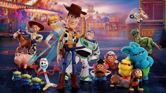 Toy Story 4 Bbf1e