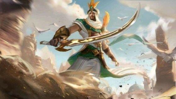 Khaleed Sejarah Custom A5fde