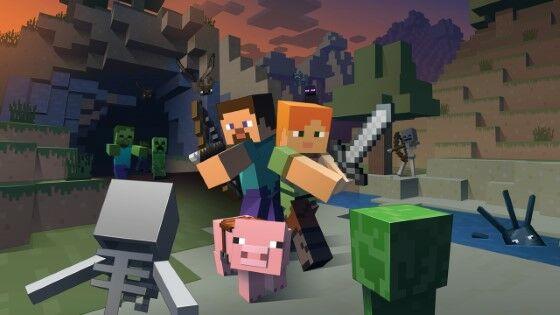Minecraft Game 57a5b
