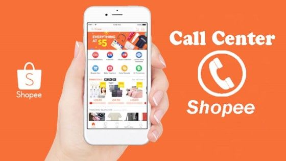 Call Center Shopee 5d3ac