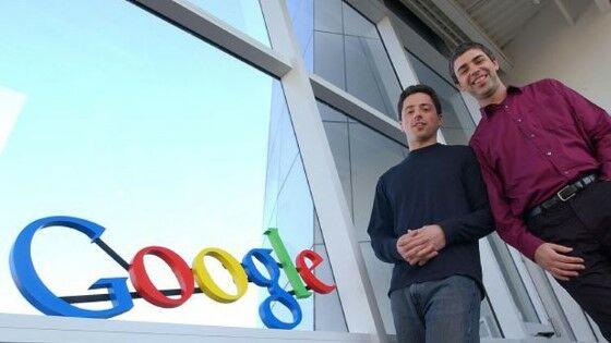 Siapa Pendiri Google Pertama Kali Ebddd